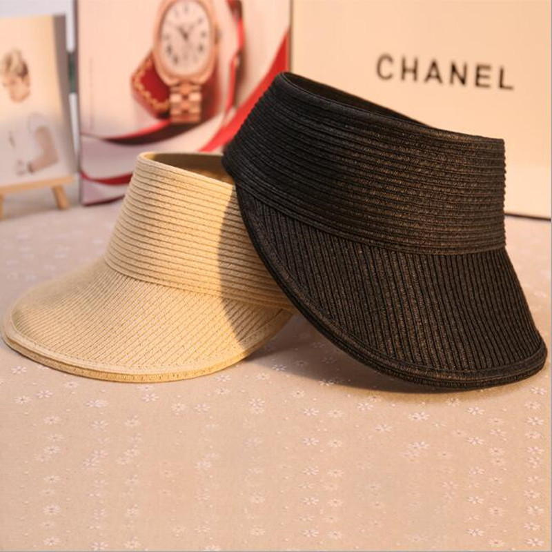 New Summer sun hat for women straw hat summer snapback feminino beach hat  shopping hats caps-in Sun Hats from Apparel Accessories on Aliexpress.com  ... 709cf545f