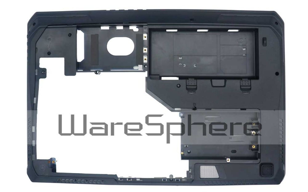 New Bottom Base Cover Bottom Case for MSI GT70 1762 MS-1762 MS-1763 307761D233Y31 307-761D233-Y31 761D232Y31 Black new for msi gt72 1781 1782 lcd back cover 307 781a415 y311 307 781a417 y311 black