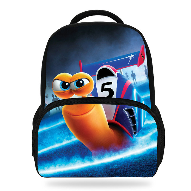 14Inch Popular Kids Cartoon Backpacks For School Turbo Wreck It ...