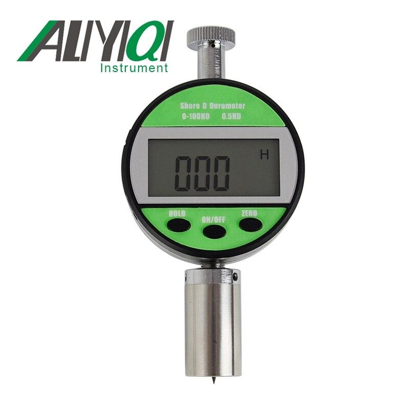 LX-D-Y Digital shore hardness tester durometer hardometer hardnessmeter sclerometer LCD screen цена