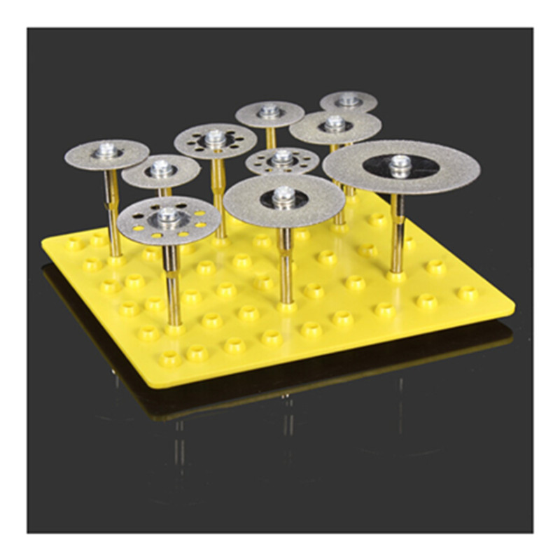 10pcs Diamond Cutting Discs Cut-off Wheel Set For Dremel Rotary Tool