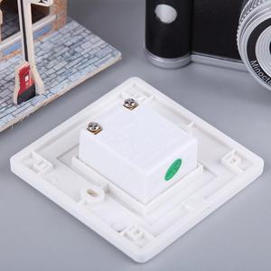 Image 4 - 220V Energiebesparing Muur Touch Sensor Switch Light Touch Switch Verstelbare Lichtregeling Voor Corridor Trap Garage Wandmontage