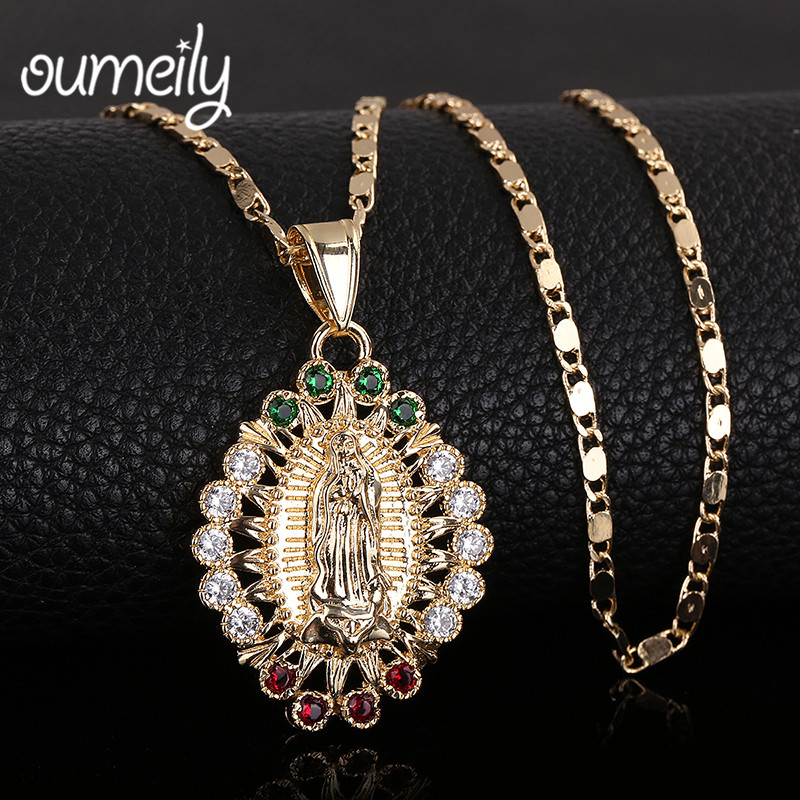 Oumeily hollow bead necklace necklace pendant women for Vintage costume jewelry websites