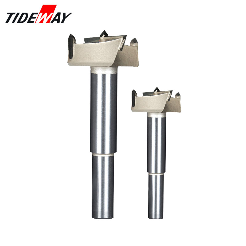 Tideway 12mm-65mm Forstner tips Woodworking tools Hole Saw Cutter Hinge Boring drill bits Round Shank Tungsten Carbide Cutter woodtek 109049 bits drill and boring forstner 1 2 carbide tipped forstner bit