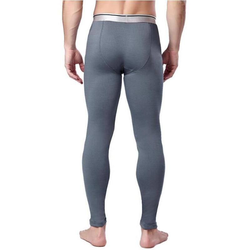 Pantallonat e meshkujve 2018 Veshjet e ngrohta të dimrit gjatë - Veshje për meshkuj - Foto 5