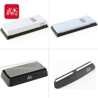 [TAIDEA] Professional Knife Sharpener 240 3000/1000 360#/600 double side whetstone Corundum Diamond Stones Sharpening Stone