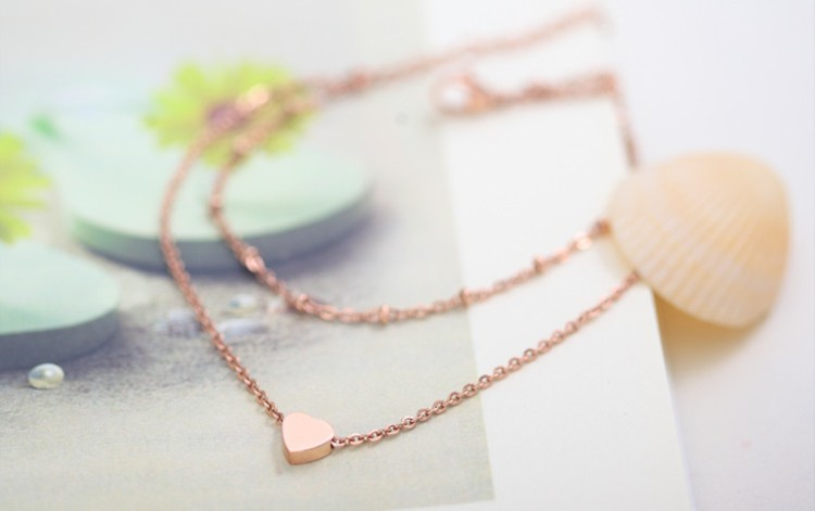 Heart-shaped anklets4