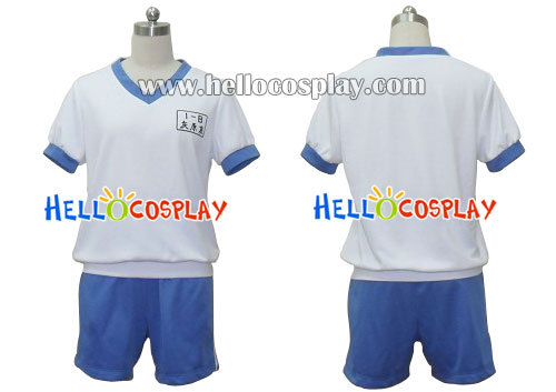 Case Closed Cosplay Ai Haibara Costume H008