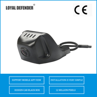 Mini DVR Recorder Camera Night Vision Car DVR Video Camcorder 1080P Car Black Box Auto Recorder
