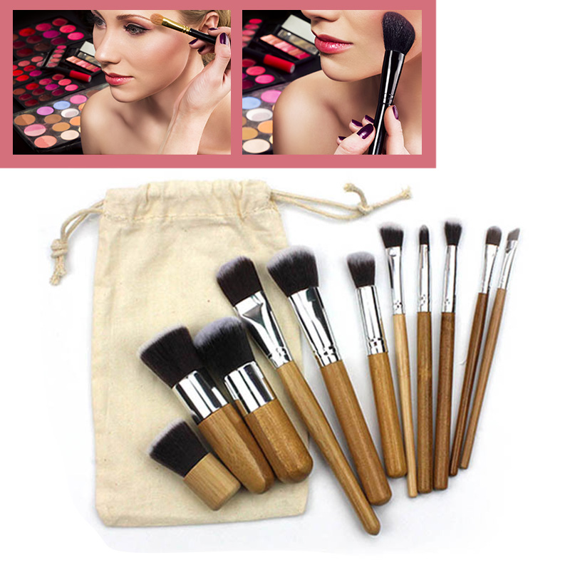 Makeup Brush Kit Cosmetics Set£¬10PCS SONGQEE Mermaid