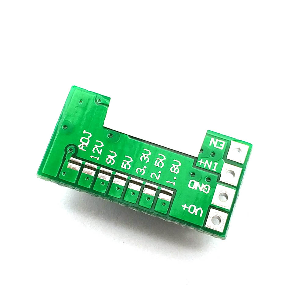 Mini Dc 12 24v To 5v 3a Step Down Power Supply Module Voltage Fixed Circuit Description 1input Voltagedc 45 2output Voltageintegration Adjustable And Outputback Side Can Choose Fiexd Output