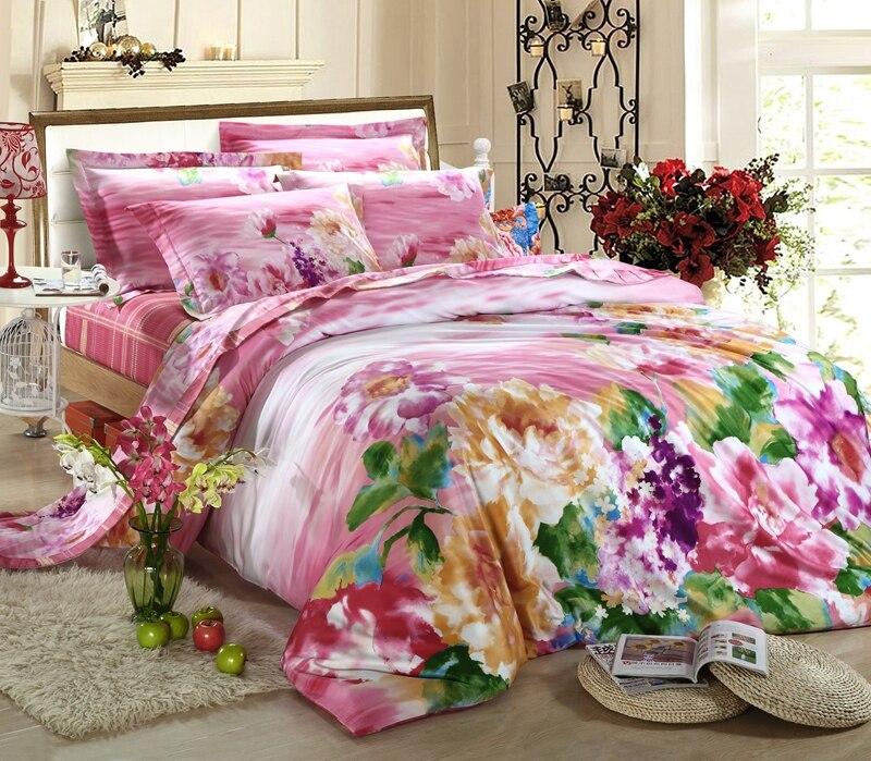 popular luxury pink bedding buy cheap luxury pink bedding lots from china luxury pink bedding. Black Bedroom Furniture Sets. Home Design Ideas