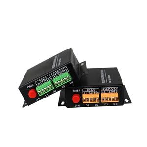 Image 5 - Rs485/422/rs232 multi porta da fibra do modem fc da fibra ótica da função 20km conversor rs485/422 da fibra ao conversor da fibra dos ethernet