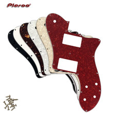 Pleroo Custom Guitar Parts - For US Fd 72 Tele Deluxe Reissue Guitar Pickguard Replacement , Multicolor choice relays g6b 1174p fd us g6b 1174p g6b 1174p fd us dc24v 24v