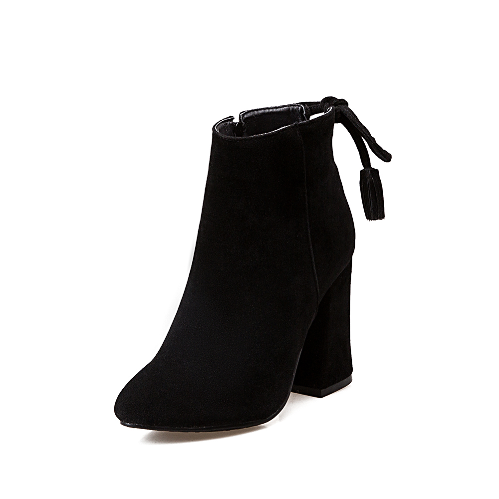 Ventas calientes zapatos de mujer de moda de borla con cordones - Zapatos de mujer - foto 2
