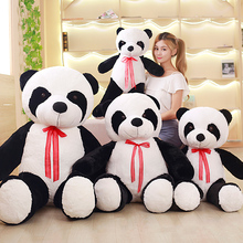 One Piece 80cm to 200cm cheap giant Panda Skin unstuffed empty teddy bears bear skin toy plush Teddy Bear toys
