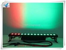 Y-2pieces/лот 14 шт. 30 Вт УДАРА Открытый Новый Pixel бар rgb Светодиодное освещение бар один управления светодиодные прожекторы свет