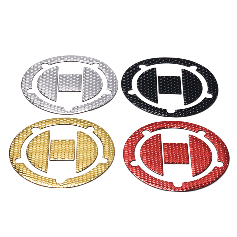 New Motorcycle Gas Oil Fuel Protector Cap Cover Pad Sticker Decals For <font><b>SUZUKI</b></font> K3 K4 K5 <font><b>K6</b></font> K7 K8 K9 GSXR600 750 1000 <font><b>GSXR1000</b></font> image