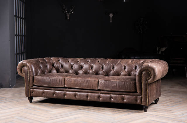 Online Chesterfield Sofa With