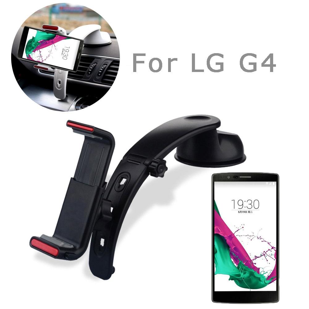 <font><b>Universal</b></font> <font><b>360</b></font> <font><b>Degree</b></font> <font><b>Rotation</b></font> <font><b>Suction</b></font> <font><b>Cup</b></font> Car Windshield Mobile Phone Holder Bracket Mount For LG G4 H815 H818 F500 / H810