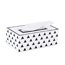Creative Fashion Simple Multifunction Wood Removable Tissue Boxes Living Room Office Storage Box Paper Cases