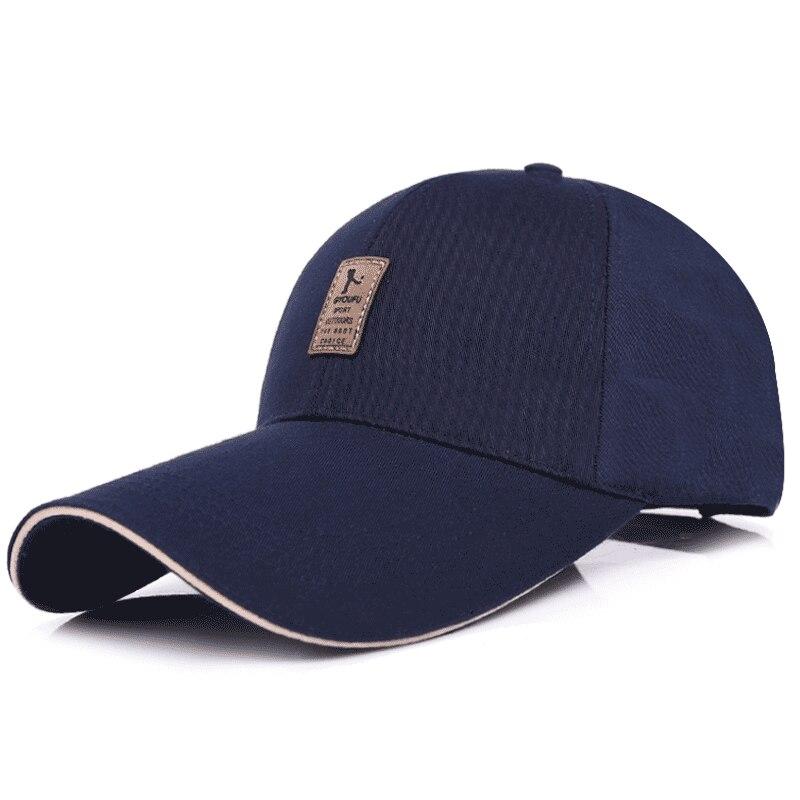 Baseball hat male summer duck tongue outdoor winter long cap riding bike tide shade sunscreen hip hop sun hat