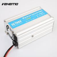 Vehemo 200W Auto Car Power Supply 50 60Hz 12V To 110V 220V Inverter Converter Transformer Adatper
