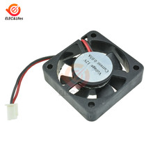 40x40x10mm 4010 Fans 12V Brushless DC Fans 2 Pin for 3D Printer Heatsink Cooler Cooling radiatoror 4020 Cooling Fan(China)