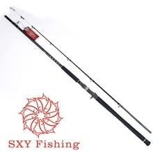 FREE SHIPPING OSCB-240S Fuji ring 2.4M Fishing force18kg Super light carbon fibre bass fishing rod lure rodbass fishing lure rod