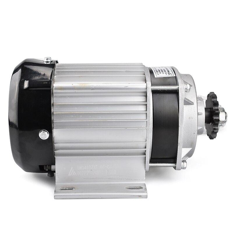 BM1418ZXF 750 Вт 48 в 60 В постоянного тока бесщеточный двигатель мощный электрический велосипед велосипедный двигатель Eletrica E велосипед конверсио