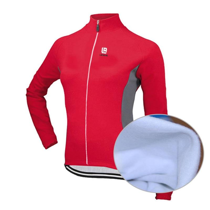 Frauen radfahren jersey clothing winter warm schnell trocknend - Radfahren