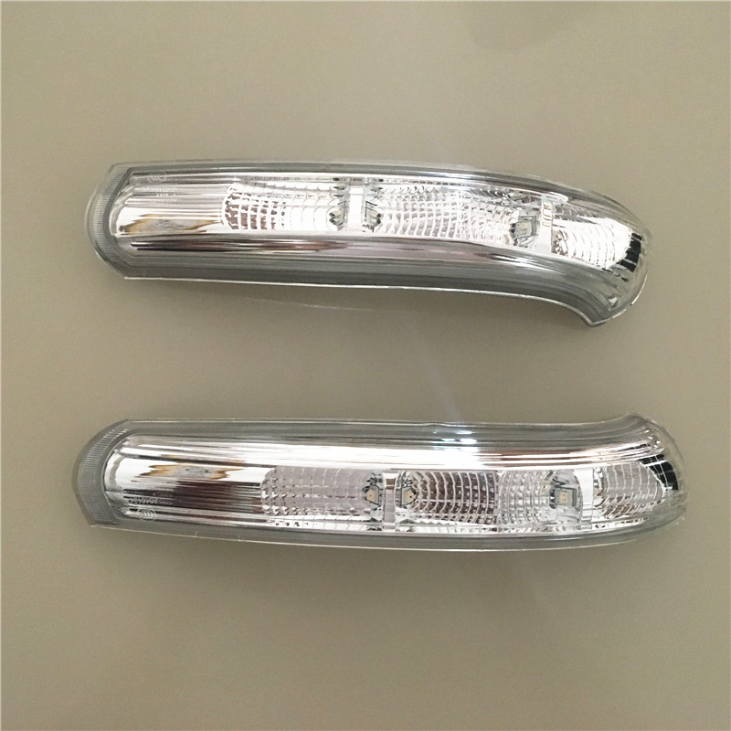 Car rear view mirror led Rear Left right side turn signals light For Chevrolet Captiva 2007