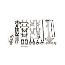 Титан модификация металлических частей комплект для WLtoys A959 A979 A959B A979B 1/18 RC автомобилей Запчасти