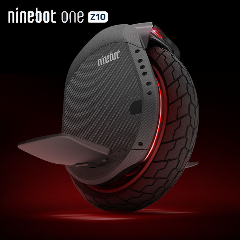 1800W NINEBOT ONE Z10 Electric Unicycle Self Balance Scooter Smart Monowheel One Wheel Balancing Electric Hoverboard High Speed