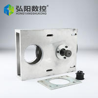 cnc router accessories Straight tooth/helical tooth belt gear box,gear box gear rack and synchronous wheel reducer box