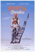 Nuovo Cinema Paradiso (1988) Vintage movie poster 24x36 inch 01 image