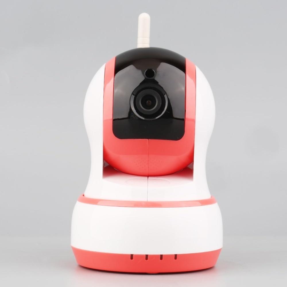 Two Way Audio Monitoring Mini Wireless IP Camera Wifi 720P Smart Night Vision Surveillance Network CCTV Security Camera
