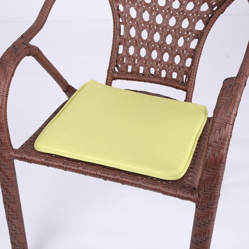suave cubierta de comedor al aire libre jardn patio de la cocina en casa silla de oficina asiento pads cojn