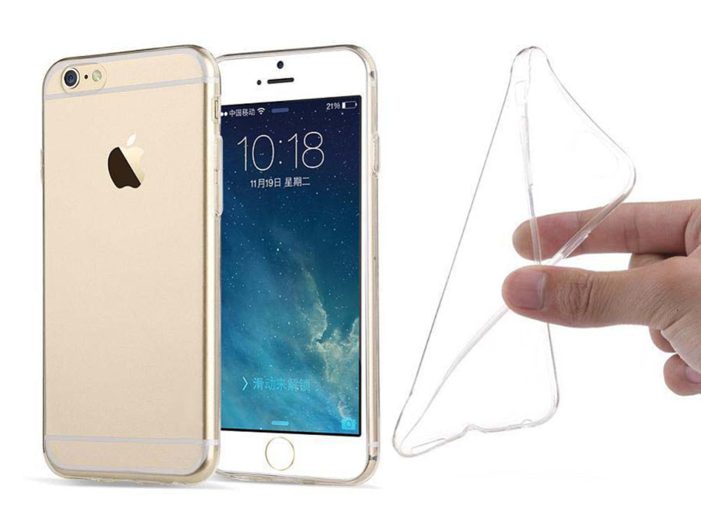 new concept 07105 40e36 US $1.99 |New Arrival 0.3mm Ultra Thin Case for iPhone 6 with 4.7 Inch  Screen Slim Matte Transparent Cover Case for iPhone 6 case on  Aliexpress.com | ...