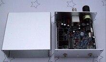 Frog Sounds HAM Radio QRP Telegraph CW Transceiver Radio Station V3 with Case free ship