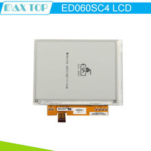 Original ED060SC4 ED060SC4(LF) 6 Inch E-ink LCD Screen Display For Pocketbook 301/603/611/612/613 PRS-505