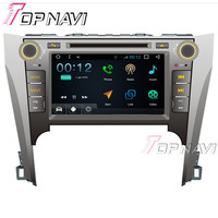 8 Inch 1024 600 Quad Core 16G Android 6 0 Car GPS Navigation For Toyota Camry
