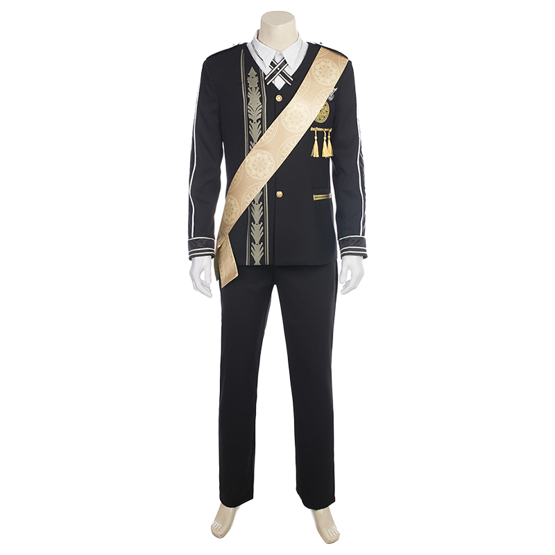 Anime Final Fantasy XV FF15 Cosplay Noctis Lucis Caelum Prince Cosplay Costume Adult Men Full Sets Noctis Lucis Caelum Costume