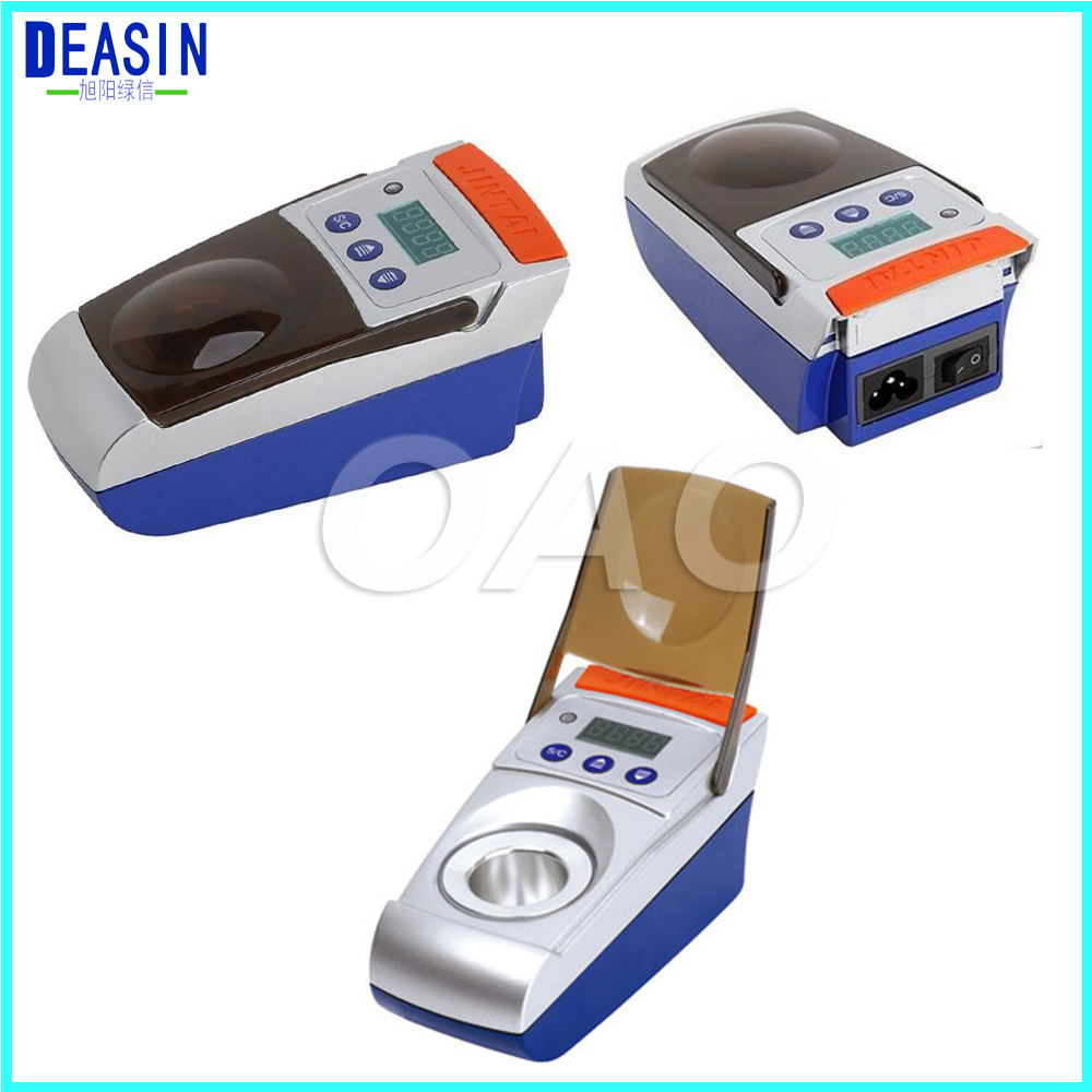 New Digital Dental Laboratory Wax Melter Melting Dipping Heater One-Well Pot Dentist Lab Equipment