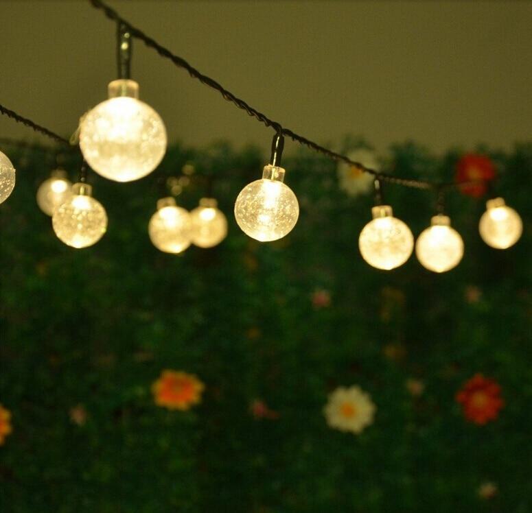 Outdoor Solar Powered Fairy Lights: solar powered halloween lights,Lighting