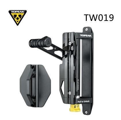 Topeak TW019 Swing-up DX vélo crochet présentoir vélo de route support mural cintre vélo stockage titulaire