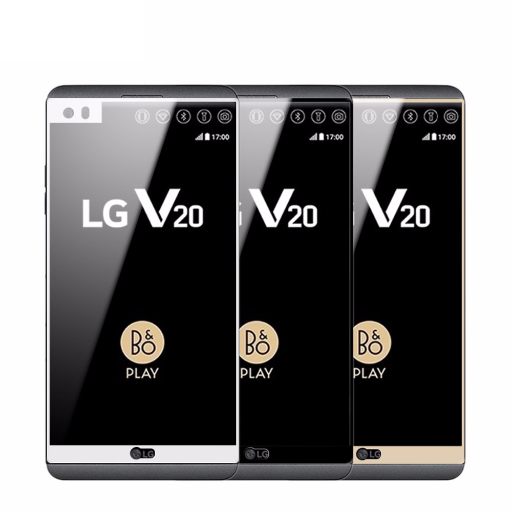 3D 9H Tempered Glass For LG V20 Screen Protector Full Cover For LG V 20  Glass Case Exprolsion Proof Anti-scratch Protective Film