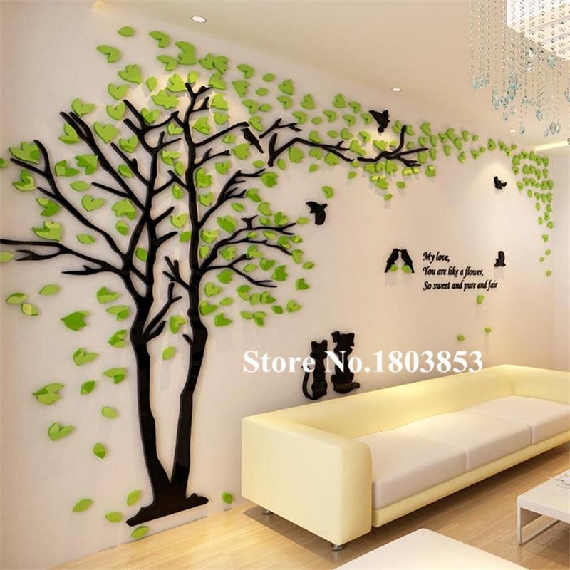 Acrylic Living Room Decoration