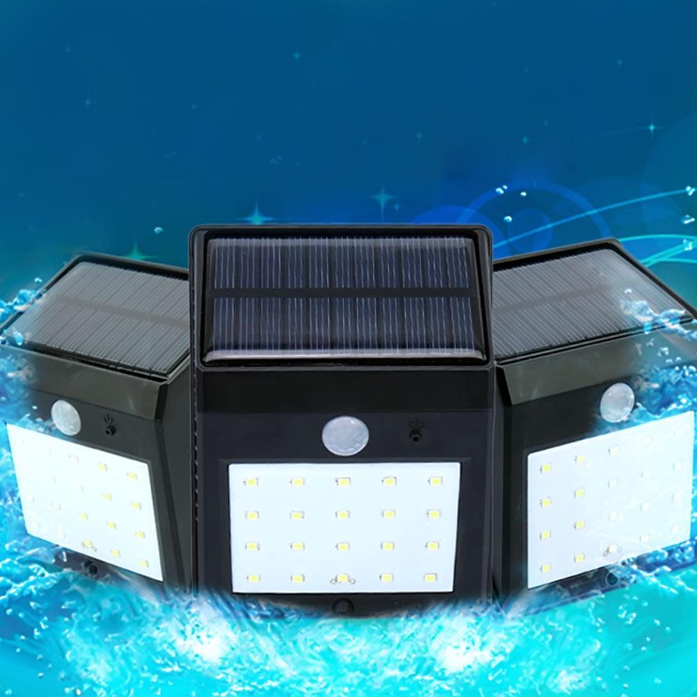 20 Led Solar Powered Solar Light Security Motion Sensor