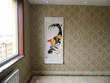 Qi Baishi decorative painting, living room murals, study Chinese painting, Chinese restaurant hanging paintings